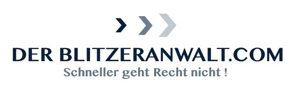 Logo Blitzeranwalt